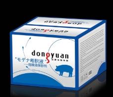 猪精液保存剂包装图片