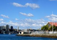 悉尼水边风光图片