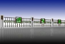 3d围墙设计图片