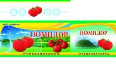 西红柿包装设计图片