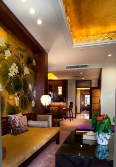 山东聊城阿尔卡迪国际温泉酒店套房图片