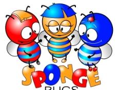 小蜜蜂 组合图片