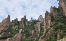 石柱林图片