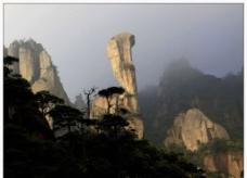 奇峰怪石图片