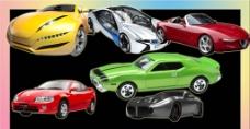 汽车素材图片