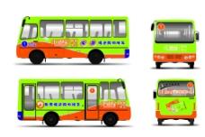 超市班车设计图片