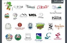 高尔夫行业logo图片