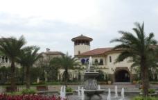 景观别墅图片