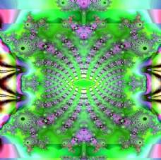 绿色抽象背景
