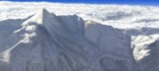 北極雪山圖片