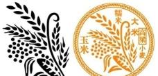五谷杂粮失量图图片