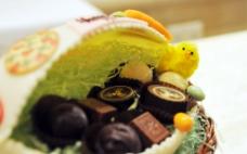 五星级酒店复活节巧克力图片