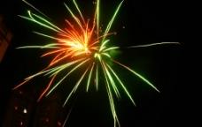 新年烟花图片