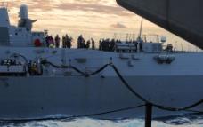 阿利·伯克级导弹驱逐舰图片