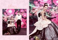 洛可可公主之梦婚纱摄影样片图片