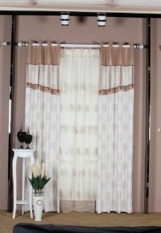 高清窗帘图片