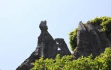 云南石林风景图片